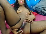 Black cum slut 01