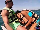Hot saturday afternoon trip and fuck with asian wifey