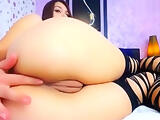 Fabulous amateur Webcam, LiveJasmin adult clip