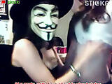 Sexy stickam party